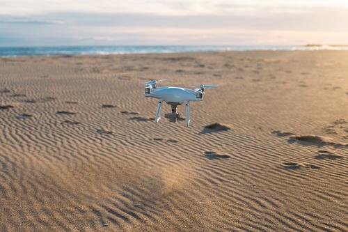 Photographies aériennes panoramiques par drone