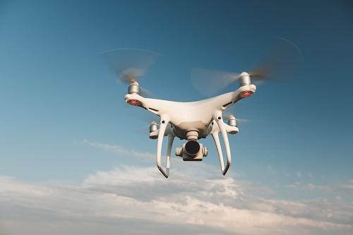 Vidéos prises par drone